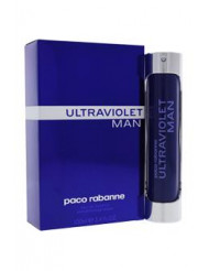 Ultraviolet by Paco Rabanne for Men - 3.4 oz EDT Spray