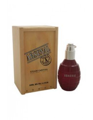Arsenal Red by Gilles Cantuel for Men - 3.4 oz EDP Spray