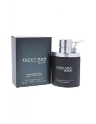 Yacht Man Black by Myrurgia for Men - 3.4 oz EDT Spray