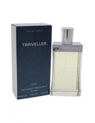 Traveller by Paris Bleu for Men - 3.3 oz EDT Spray