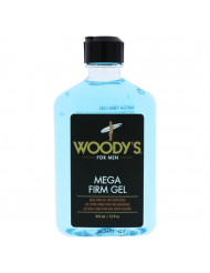 Mega Firm Gel Woody's Gel for Men 12 oz