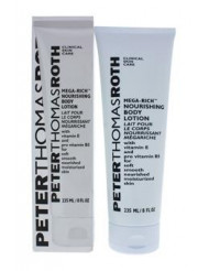 Mega-Rich Body Lotion by Peter Thomas Roth for Unisex - 8.5 oz Body Lotion