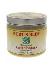 Therapeutic Bath Crystal by Burt's Bees for Unisex - 16 oz Body Wash