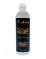 African Black Soap Body Lotion by Shea Moisture for Unisex - 13 oz Body Lotion