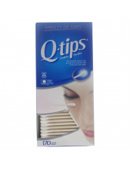 Cotton Swabs Q-Tips Swabs for Unisex 170 Pc