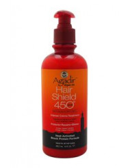 Argan Oil Hair Shield 450 Intense Creme by Agadir for Unisex - 10 oz Treatment