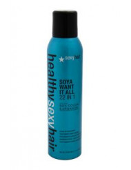 Soya Want It All 22 In 1 Leave-In Treatment by Sexy Hair for Unisex - 5.1 oz Hair Spray