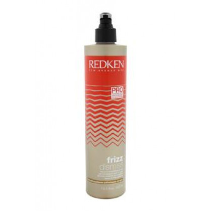 Frizz Dismiss Leave In Smoothing Service by Redken for Unisex - 13.5 oz Treatment