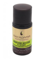 Nourishing Moisture Oil Treatment by Macadamia for Unisex - 0.34 oz Treatment