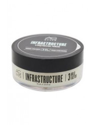 Infrastructure Structurizing Pomade by AG Hair Cosmetics for Unisex - 2.5 oz Pomade