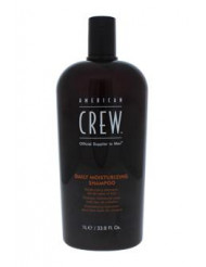 Daily Moisturizing Shampoo by American Crew for Unisex - 33.8 oz Shampoo