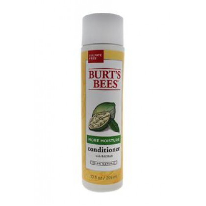 More Moisture Baobab Conditioner by Burt's Bees for Unisex - 10 oz Conditioner