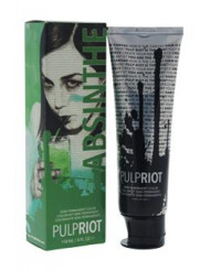 Semi-Permanent Color Absinthe - Green by Pulp Riot for Unisex - 4 oz Hair Color