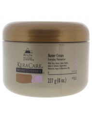 KeraCare Natural Textures Butter Cream for Unisex 8 oz