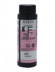 Shades EQ Color Gloss 09T - Chrome by Redken for Unisex - 2 oz Hair Color