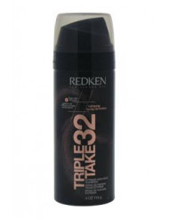 Triple Take 32 Extreme High-Hold Hairspray by Redken for Unisex - 4 oz Hair Spray