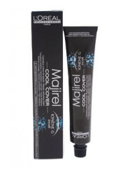 Majirel Cool Cover # 8.3 - Light Beige - Golden Blonde by L'Oreal Professional for Unisex - 1.7 oz Hair Color