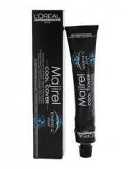 Majirel Cool Cover # 5.8 - Light Mocha Brown by L'Oreal Professional for Unisex - 1.7 oz Hair Color