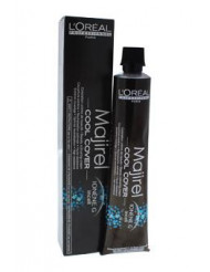 Majirel Cool Cover - # 6 Dark Blonde by L'Oreal Professional for Unisex - 1.7 oz Hair Color