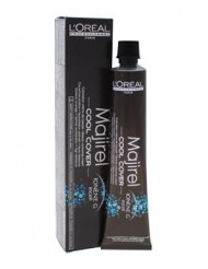 Majirel Cool Cover - # 7.3 Beige Golden Blonde by L'Oreal Professional for Unisex - 1.7 oz Hair Color
