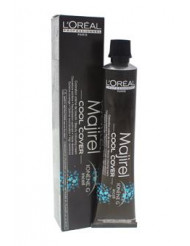 Majirel Cool Cover - # 7.88 Deep Mocha Blonde by L'Oreal Professional for Unisex - 1.7 oz Hair Color