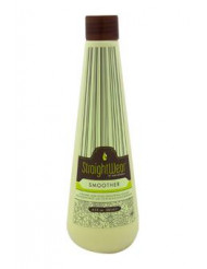 Natural Oil Straightwear Smoother Straightening Solution by Macadamia for Unisex - 8.5 oz Smoother