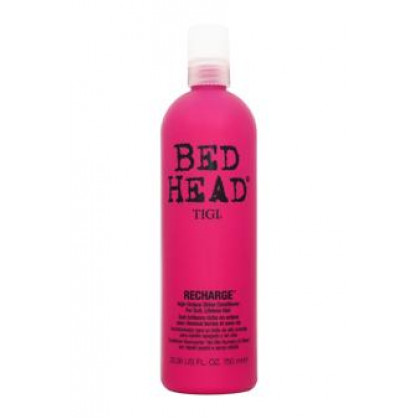 Bed Head Recharge High-Octane Shine Conditioner by TIGI for Unisex - 25.36 oz Conditioner
