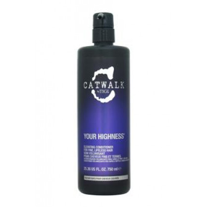 Catwalk Your Highness Elevating Conditioner by TIGI for Unisex - 25.36 oz Conditioner
