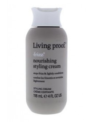 No Frizz Nourishing Styling Cream by Living proof for Unisex - 4 oz Cream