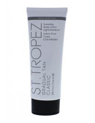 Gradual Tan Everyday Body Lotion - Light/Medium by St. Tropez for Unisex - 6.7 oz Lotion