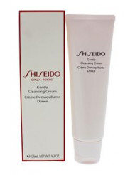 Gentle Cleansing Cream by Shiseido for Unisex - 4.3 oz Cream
