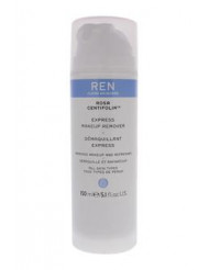 Rosa Centifolia Express Make-Up Remover by REN for Unisex - 5 oz Make-Up Remover