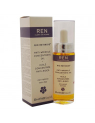 Bio Retinoid Wrinkle Concentrate Oil REN Oil for Unisex 1.02 oz