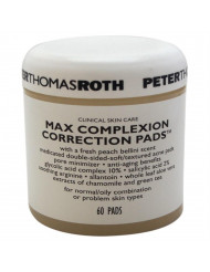 Max Complexion Correction Pads Peter Thomas Roth Pads for Unisex 60 Pc