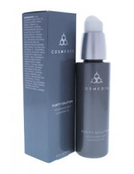 Purity Solution Nourishing Deep Cleansing Oil by CosMedix for Unisex - 3.3 oz Cleansing Oil