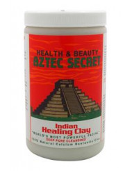 Indian Healing Clay by Aztec Secret for Unisex - 2 lbs Clay