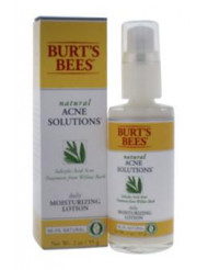 Natural Acne Solutions Daily Moisturizing Lotion by Burt's Bees for Unisex - 2 oz Lotion