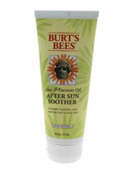 Aloe & Coconut Oil After Sun Soother by Burt's Bees for Unisex - 6 oz Oil