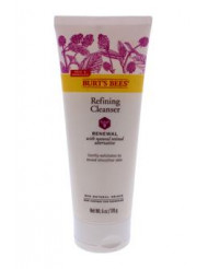Renewal Refining Cleanser by Burt's Bees for Unisex - 6 oz Cleanser