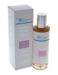 Herbal Toner Refresh & Hydrate - Normal to Combination Skin by The Organic Pharmacy for Unisex - 3.4 oz Toner