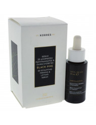 Black Pine 3D Sculpting Firming & Lifting Serum Korres Serum for Unisex 1.01 oz