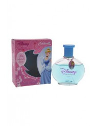 Cinderella by Disney for Kids - 1.7 oz EDT Spray (with Charm)