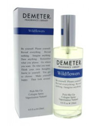 Wildflowers by Demeter for Women - 4 oz Cologne Spray