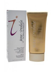 Glow Time Full Coverage Mineral BB Cream SPF 25 - BB8 by Jane Iredale for Women - 1.7 oz Makeup