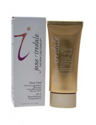 Glow Time Full Coverage Mineral BB Cream SPF 17 - BB9 by Jane Iredale for Women - 1.7 oz Makeup