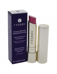 Hyaluronic Sheer Rouge Hydra-Balm Fill & Plump Lipstick - 4 Princess In Rose By Terry Lipstick for Women 0.10 oz
