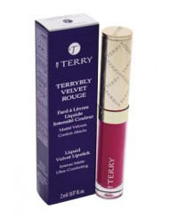 Terrybly Velvet Rouge Liquid Velvet Lipstick - # 7 Bankable Rose by By Terry for Women - 0.07 oz Lipstick