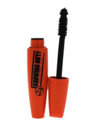 Showing Out Mascara - Blackest Black by W7 for Women - 0.503 oz Mascara