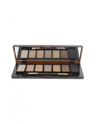 Bronze Queen Fantasy Bronze Colour Palette by W7 for Women - 0.24 oz Eyeshadow