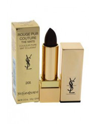 Rouge Pur Couture The Mats - # 205 Prune Virgin by Yves Saint Laurent for Women - 0.13 oz Lipstick